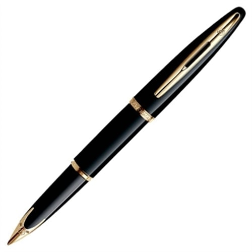 Перьевая ручка Waterman Carene Black Sea GT