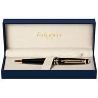 Шариковая ручка Waterman Expert Black Laque GT – S0951700