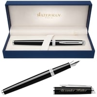 Перьевая ручка Waterman Hemisphere Mars Black CT – S0920510