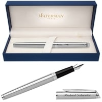Перьевая ручка Waterman Hemisphere Stainless Steel CT – S0920410