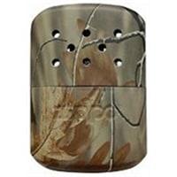 Каталитическая грелка ZIPPO Realtree, сталь с порошковым покрытием, камуфляж, матовая